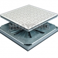 HT-perforated Panel-1 with damper